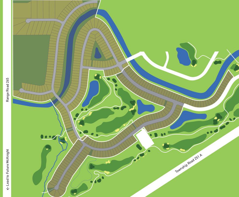 Lakes of Muirfiled plots