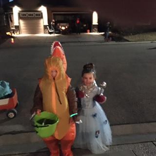 Halloween - Wheatland county - Alberta